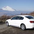 富士山とGS